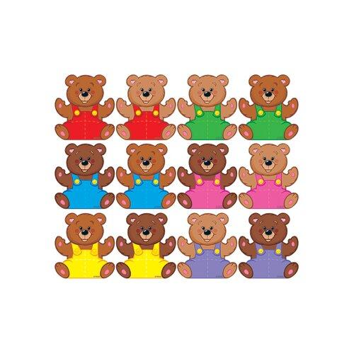 Trend Enterprises Classic Accents Mini Bears Variety