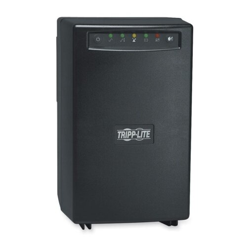 Tripp Lite Smartpro 750Va Tower Ups, 120V with Usb, 6 Outlet