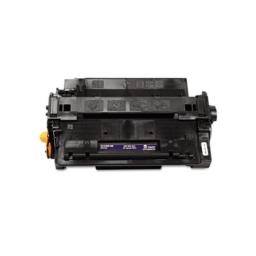 Troy® 281600500 Compatible MICR Toner, 6,000 Page-Yield, Black
