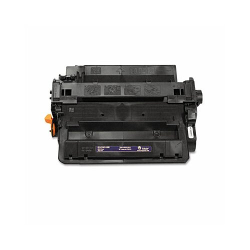 Troy® 281601500 Compatible MICR High-Yield Toner, 12,500 Page-Yield, Black
