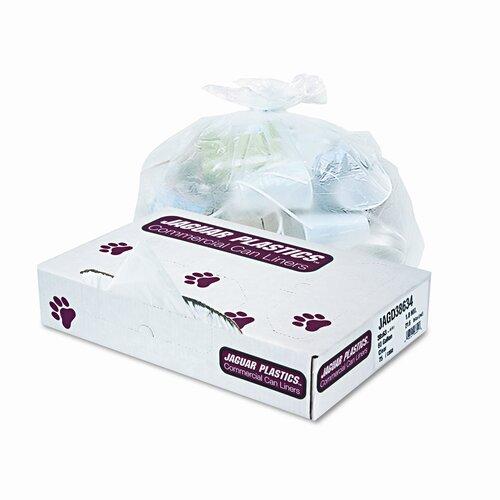 Jaguar Plastics® Industrial Drum Liners, 1 Roll of 50/Carton