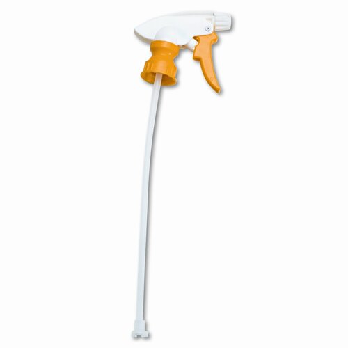 Unisan Chemical-Resistant Trigger Sprayer Fits, 24/Carton