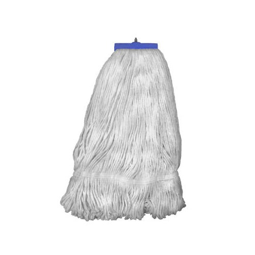 Unisan Rayon Fibers Mop Head in White
