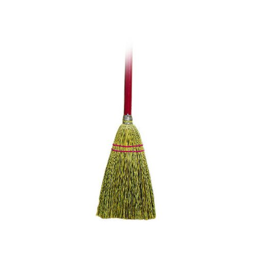 Unisan Lobby / Toy Broom in Red and Yellow