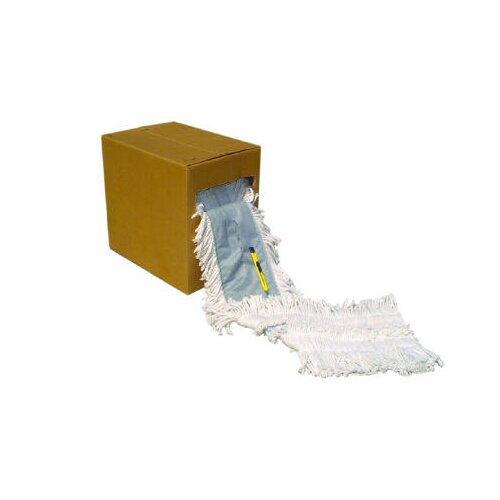 Unisan Disposable Mop Roll in White