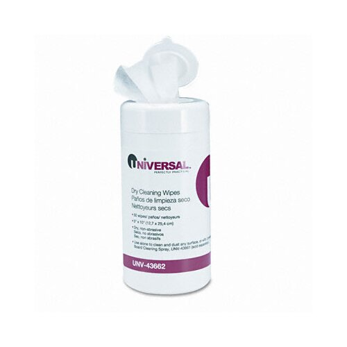 Universal® Dry Cleaning Wipes