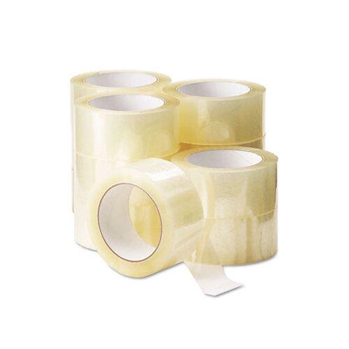 Universal® Box Sealing Tape, 12/Pack