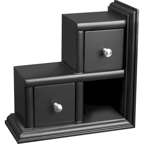 Victor Technology Midnight Reversible Bookend