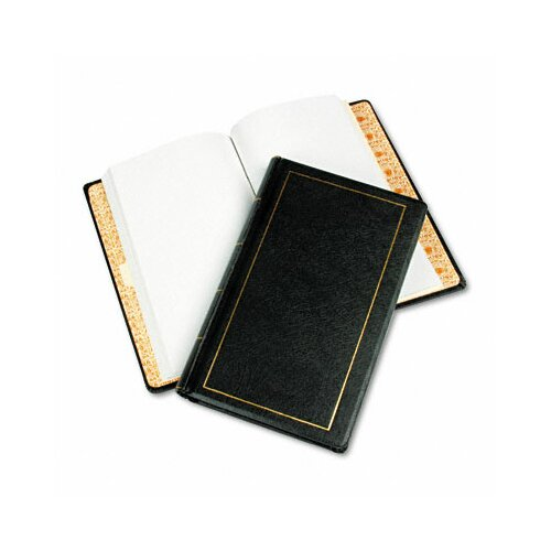 Wilson Jones Looseleaf Minute Book, 125 Pages, 8 1/2 X 14