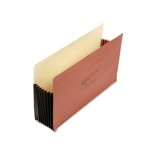 Wilson Jones Seven Inch Expansion File Pocket, Straight, Legal, 10/Box