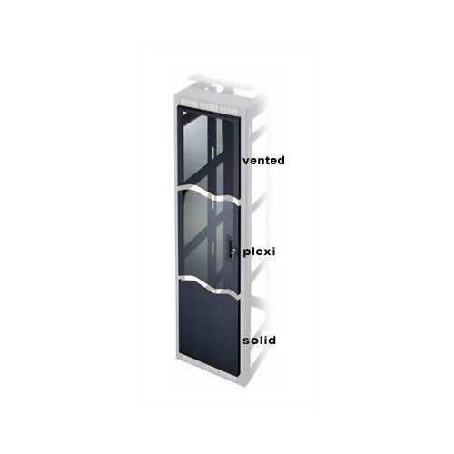 Middle Atlantic MRK Series Plexiglass Front Door