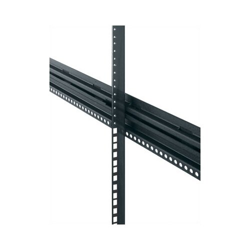 Middle Atlantic Pair Full-Hole Steel Rackrails