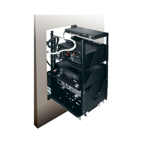 "Middle Atlantic SRSR Series 19"" D Rotating Sliding Rail System (150 Lb. Capacity)"