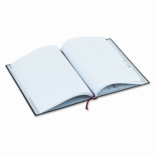 Mead Casebound Notebook, Ruled, 8-1/4 X 11-3/4, 96 Sheets/Pad