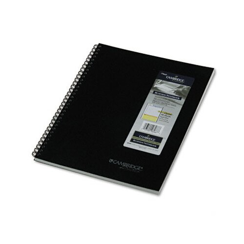 Mead Cambridge Limited Cambridge Limited Business Notebook, Ruled, Letter, 80 Sheets/Pad