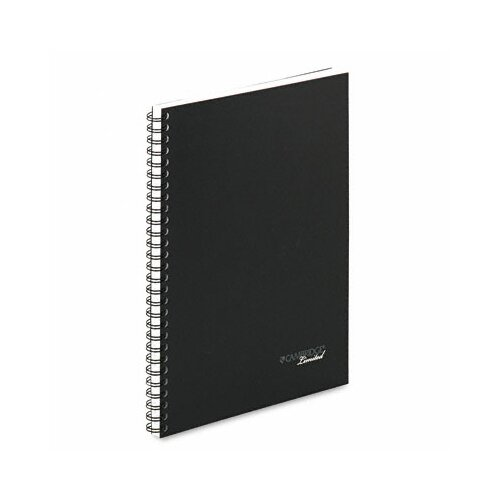Mead Cambridge Limited Cambridge Limited Business Notebook, Legal Rule, 6 X 9-1/2, 80 Sheets/Pad