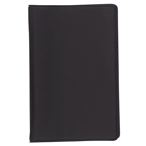 "Mead 5.75"" x 6.73"" Vinyl Loose-Leaf Memo Book"