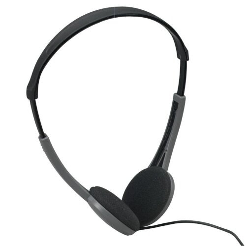 Maxell Corp. Of America Lightweight Stereo Headphones
