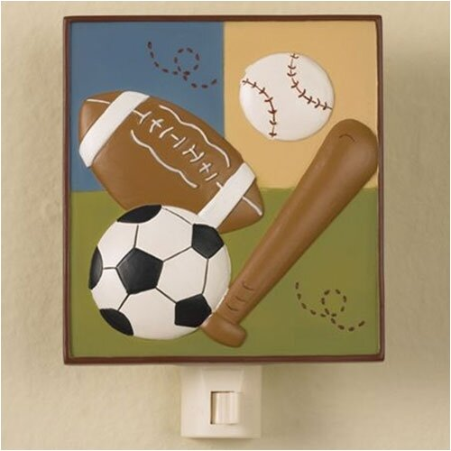 Sports Fan Night Light