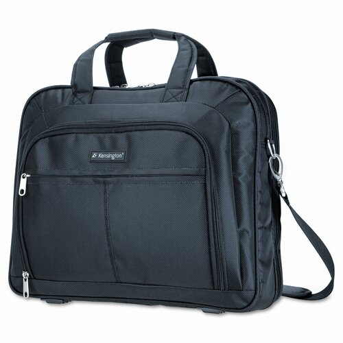 Kensington Kensington® SP80 Deluxe Computer Case Laptop Briefcase