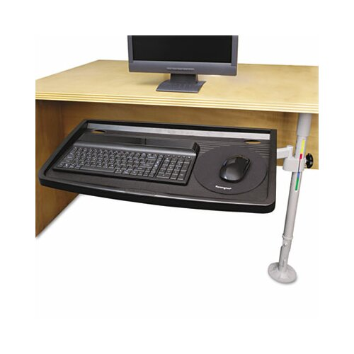 Kensington Snaplock Adjustable Keyboard Tray with Smartfit System