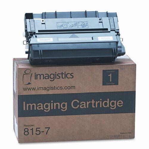 Pitney Bowes 815-7 Toner Cartridge, Black