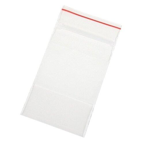 "Anglers Company Ltd. Handi-Loc Poly Bags, 2""x3"", Reclosable, 100/BX, Clear"