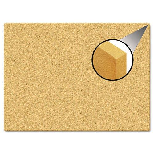 "The Board Dudes Canvas 1'11"" x 2'9"" Bulletin Board"