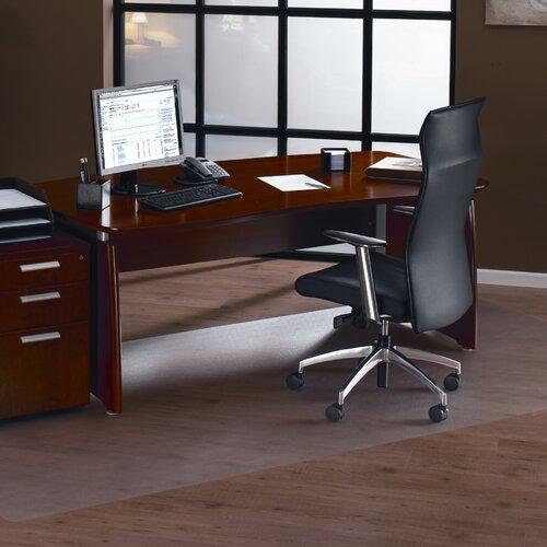 Cleartex Ultimat Hard Floor and Medium Pile Carpet Chair Mat