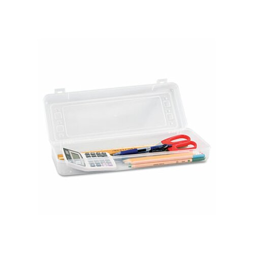Advanced Formulations Innovative Storage Designs Stretch Art Box, Polypropylene, Snap Shut