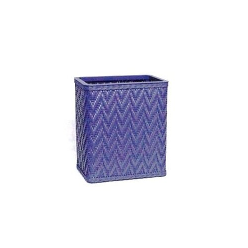 Redmon Elegante Decorator Wicker Wastebasket
