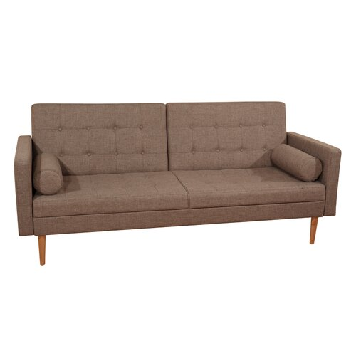 kyoto futons 3 seater clic clac sofa bed