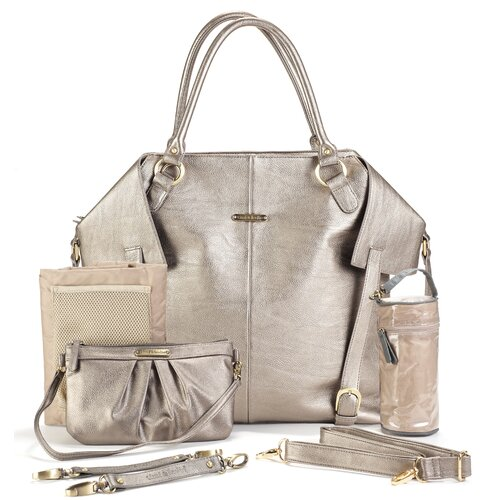 Timi and Leslie Charlie II Convertible Diaper Bag