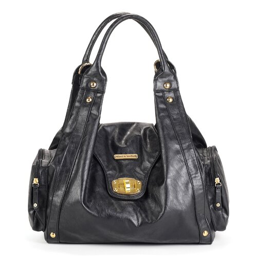 Timi and Leslie Annette Convertible Diaper Bag