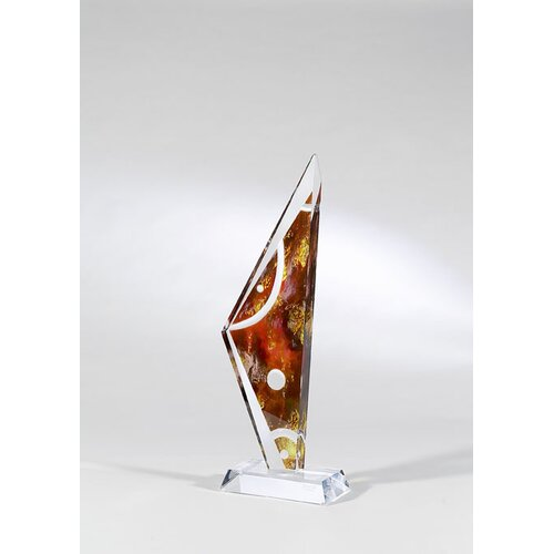 Sculptures and Art Pieces Acrylic Pointu Sculpture