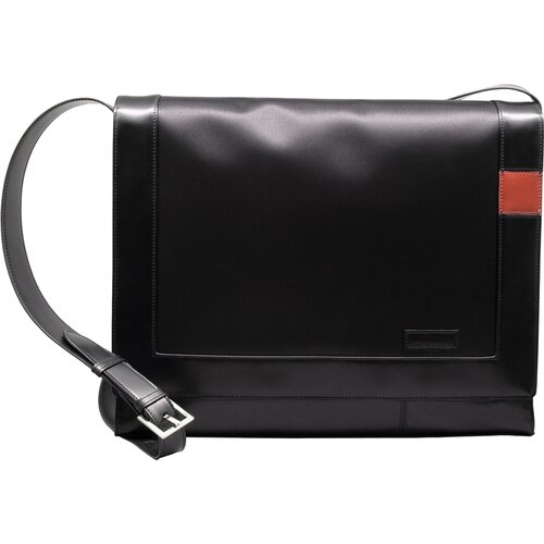 Aaron Irvin Microfiber Nylon Business Cases Messenger Bag