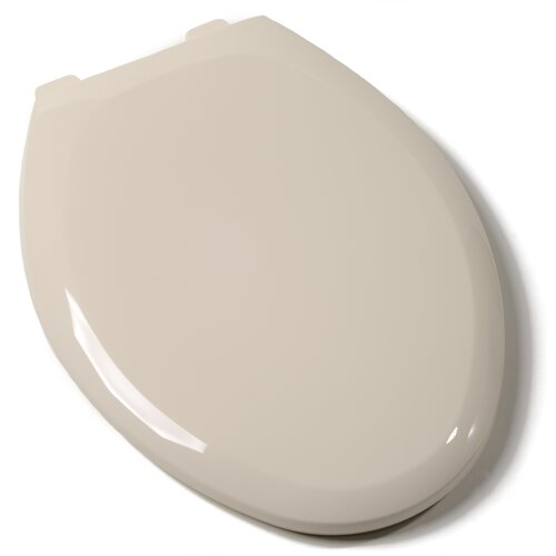 Premium Plastic Elongated Toilet Seat
