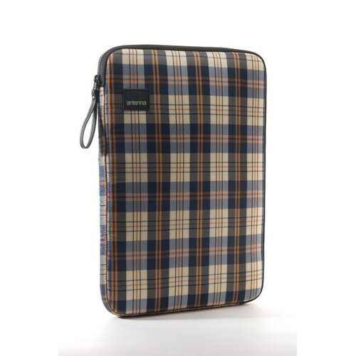 Plaid Laptop Sleeve for MacBook