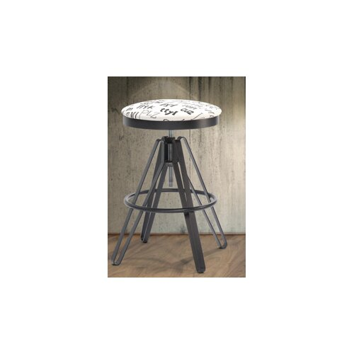 Kosas Home Akron Adjustable Height Bar Stool Amp Reviews