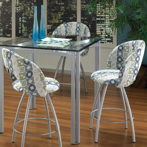 Trica Biscotti Swivel Bar Stool