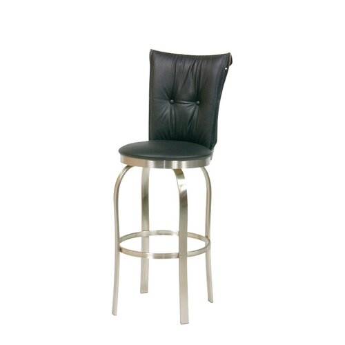 Tuscany I Swivel Bar Stool with Cushion
