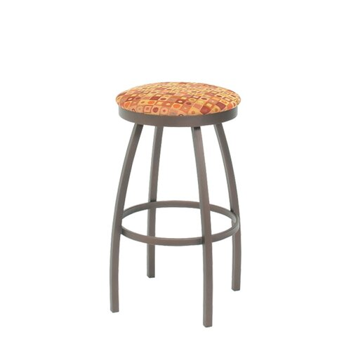 Trica Henry Swivel Bar Stool with Cushion