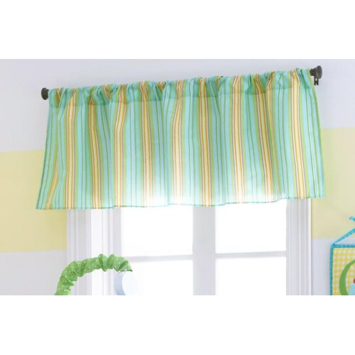 "Laura Ashley Baby Owlphabet 52"" Curtain Valance"
