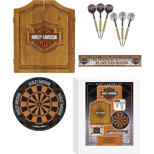 Harley-Davidson Darts Harley Davidson™ Bar and Shield Dart Kit