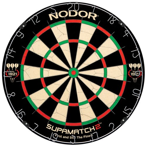 Nodor Darts Supamatch™ Bristle Dart Board