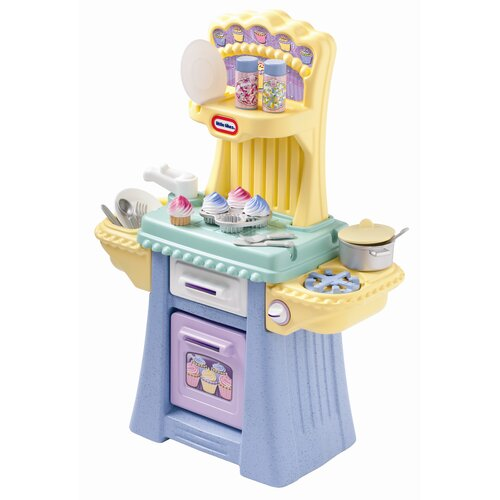 Little Tikes 18 Piece Cupcake Kitchen Set