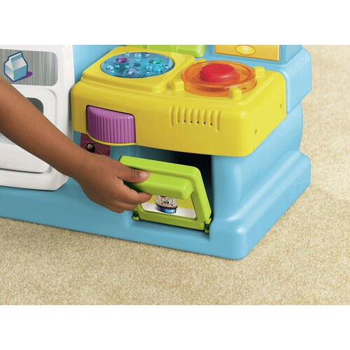 little tikes discoversounds kitchen set