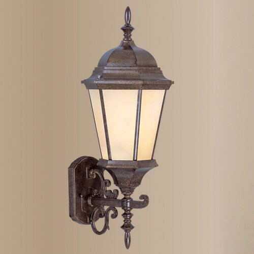 Livex Lighting Hamilton Outdoor Up Light Wall Lantern