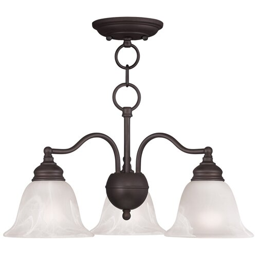 Essex 3 Light Mini Chandelier