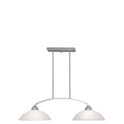 Somerset 2 Light Kitchen Island Pendant